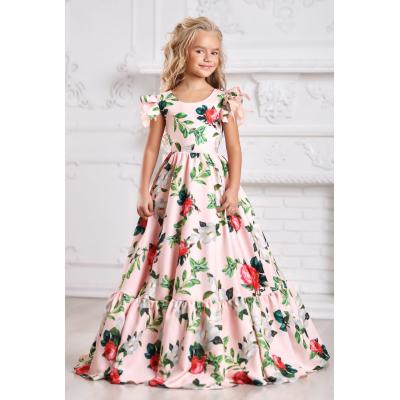 Нарядное бальное платье для девочки 11713