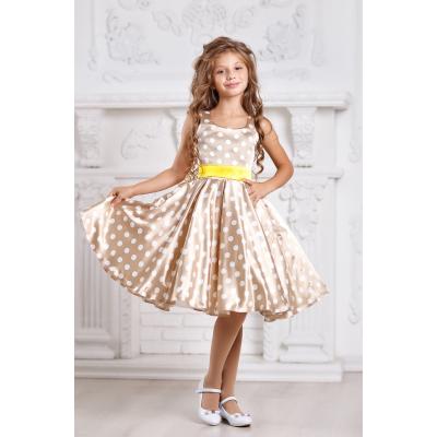 Нарядное бальное платье для девочки Стиляги 11701