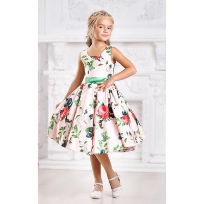 Нарядное бальное платье для девочки Стиляги 11702