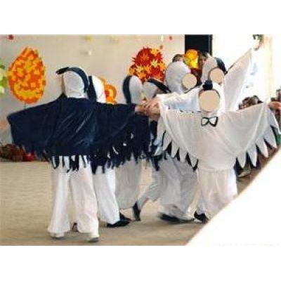 Карнавальный костюм детский Журавель - Аист №1