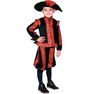 Карнавальный костюм для мальчика Принц 9309