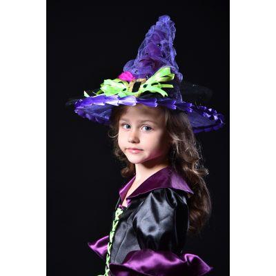 Карнавальный костюм Ведьма, Ведьмочка