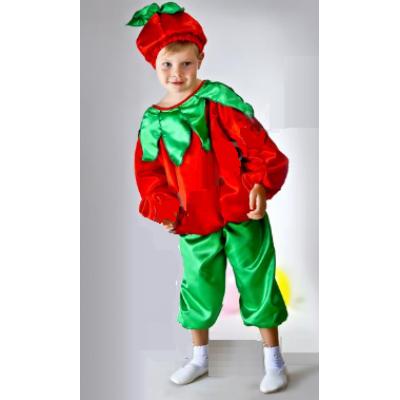 Карнавальный костюм Помидор №4