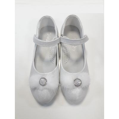 Туфли нарядные для девочки SB96-3С