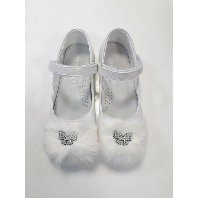 Туфли нарядные для девочки SB95-3C