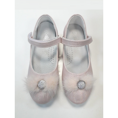 Туфли нарядные для девочки SB96-3Р