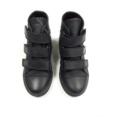 Ботинки синие ТМ FESS 090-06