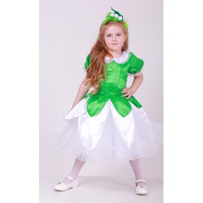 Карнавальный костюм для девочки Фасолька - Фасоль