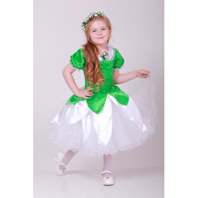 Карнавальный костюм для девочки Подснежник - Пролисок