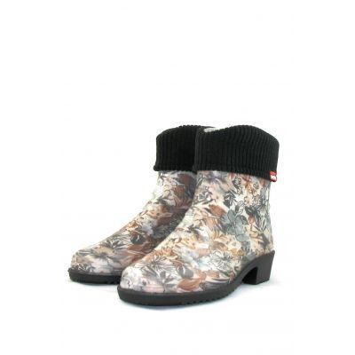 """Резиновые сапоги для девочки """"Ситец""""А203"""