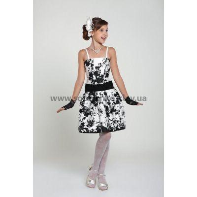 Нарядное платье для девочки Стиляги - 4716