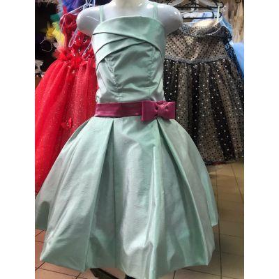 Нарядное платье для девочки Валентинка