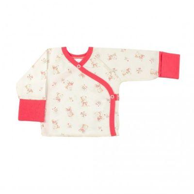 Распашонка для девочки Little Bear pink 103,75
