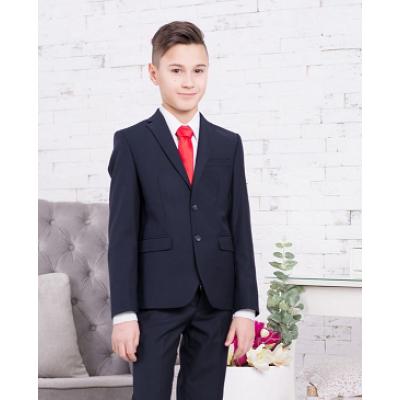 Пиджак школьный для мальчика Марк FP 004.1