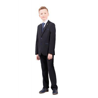 Костюм школьный для мальчика DIEGO 09.2 черный