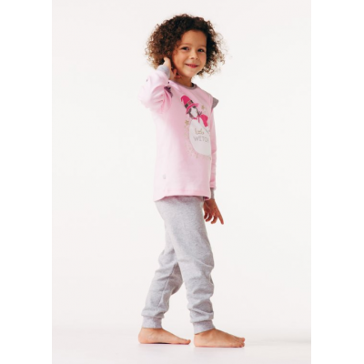 Пижама (в подарочной коробке) для девочки 104376 ТМ Smil