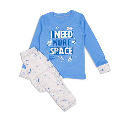 Пижама для мальчика Space 246-222 ТМ Фламинго
