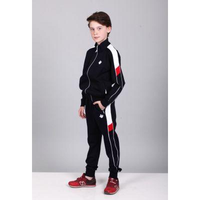 Спортивный костюм для мальчика 4995 синий ТМ A-Yugi