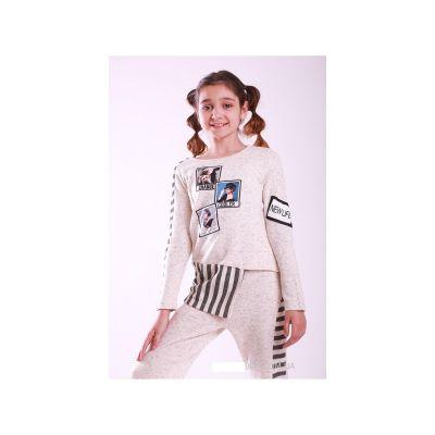 Спортивный костюм для девочки 5660 ТМ Marions, Турция