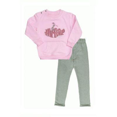 Комплект спортивный для девочки 861-311 ТМ Фламинго