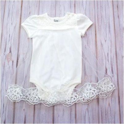 Боди - платье Interkids 4217 молочний