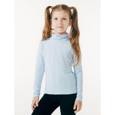 Гольф для девочки Сборка ТМ Смил 114404 / 114405 / 114406 (голубой)