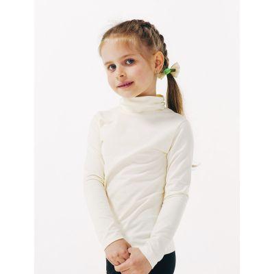Гольф для девочки Сборка ТМ Смил 114404 / 114405 / 114406 (персиковый)