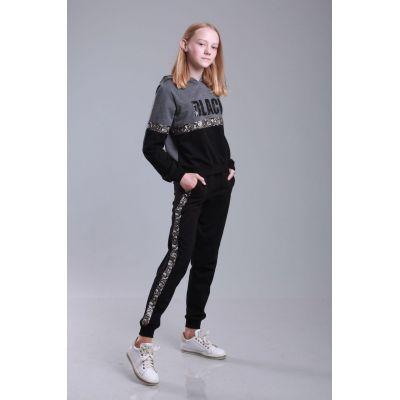 Спортивный костюм для девочки 7019.05 серый ТМ Marions