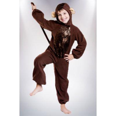 Карнавальный костюм для мальчика Обезьянка №5