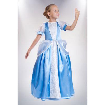 Карнавальный костюм для девочки Золушка №5 ТМ Сашка