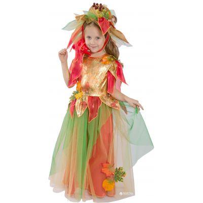 Карнавальный костюм для девочки Золотая Осень №5 ТМ Сашка