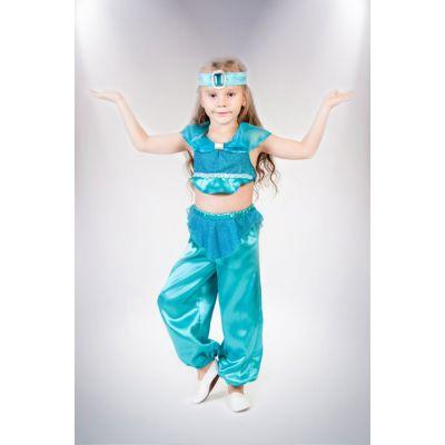 Карнавальный костюм для девочки Принцесса Жасмин №5 ТМ Сашка( восточный)