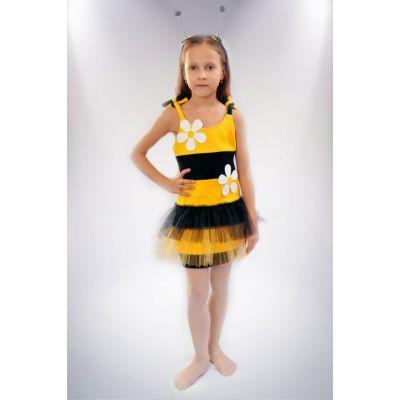 Карнавальный костюм для девочки Оса, Пчелка №5 ТМ Сашка