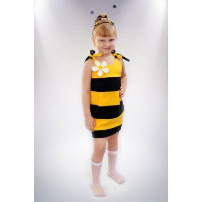 Карнавальный костюм для девочки Пчелка Майя №5 ТМ Сашка