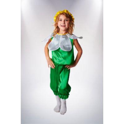 Карнавальный костюм Цветочек - Ромашка №5 ТМ Сашка