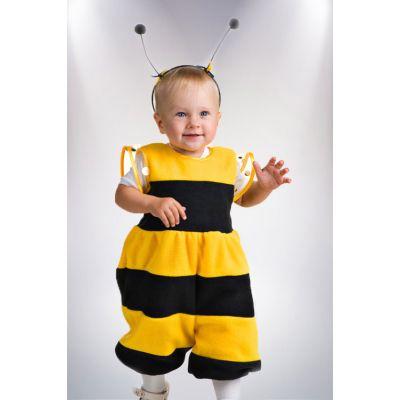 Карнавальный костюм Пчелка флис мини №5 ТМ Сашка