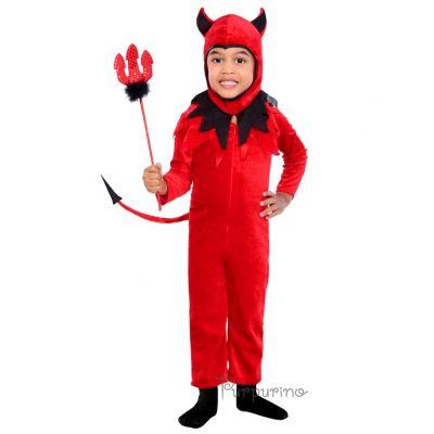Карнавальный костюм Чертенок 2092 ТМ Рurpurino