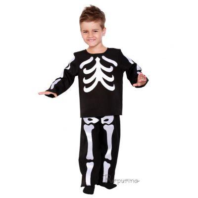 Карнавальный костюм Скелет 2069 ТМ Рurpurino
