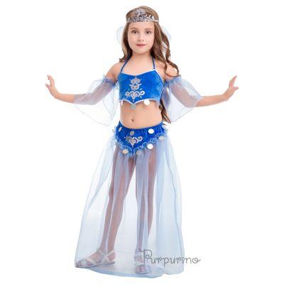 Карнавальный костюм Жасмин 2145 ТМ Purpurino