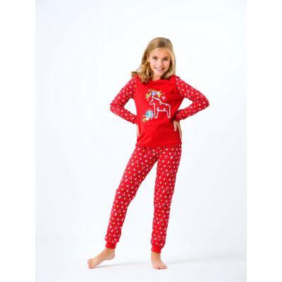 Пижама Новый год(в подарочной упаковке) 104469 ТМ Smil