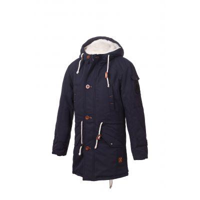 Куртка для мальчика Pk-08 синяя ТМ Alfonso