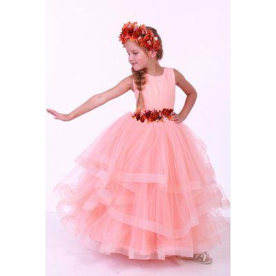 Карнавальный костюм для девочки Нежная Осень