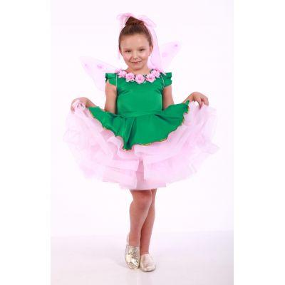 Карнавальный костюм для девочки Фея - Феечка 8703