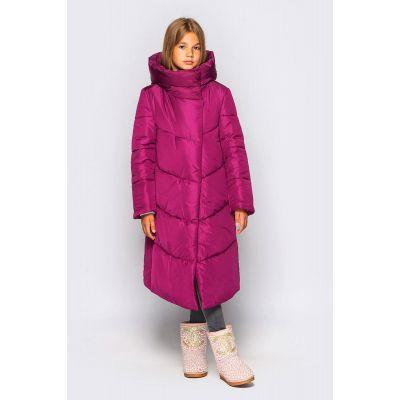 Куртка для девочки Руби фиолет CVETKOV