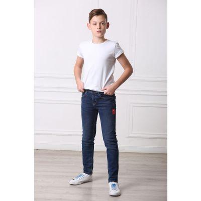 Джинсы для мальчика 5239 ТМ A-Yugi Jeans