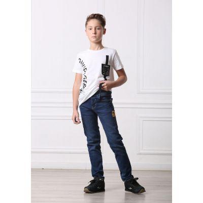 Джинсы для мальчика 2745 ТМ A-Yugi Jeans