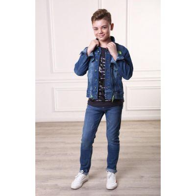 Джинсы для мальчика 5256 ТМ A-Yugi Jeans