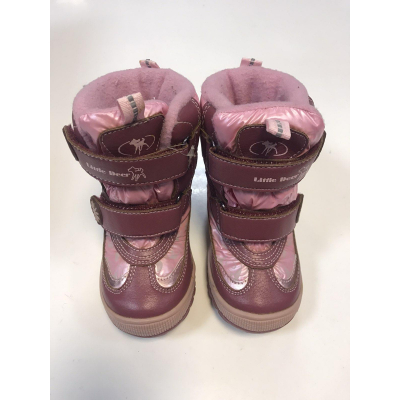 Термо ботинки для девочки B&G BGT 12-32