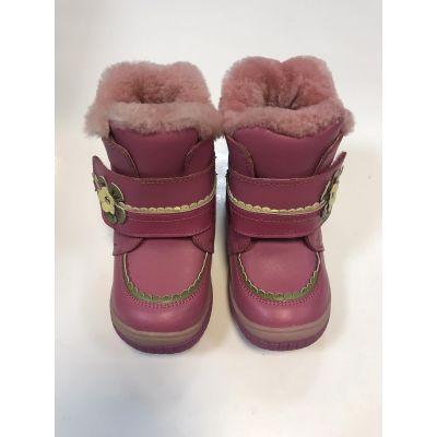 Ботинки для девочки JH5103H2 ТМ Шалунишка