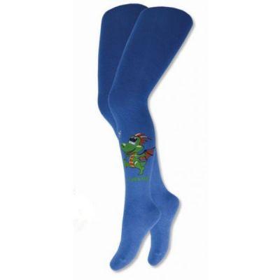 Колготки для мальчика 8115 синие ТМ Легка Хода